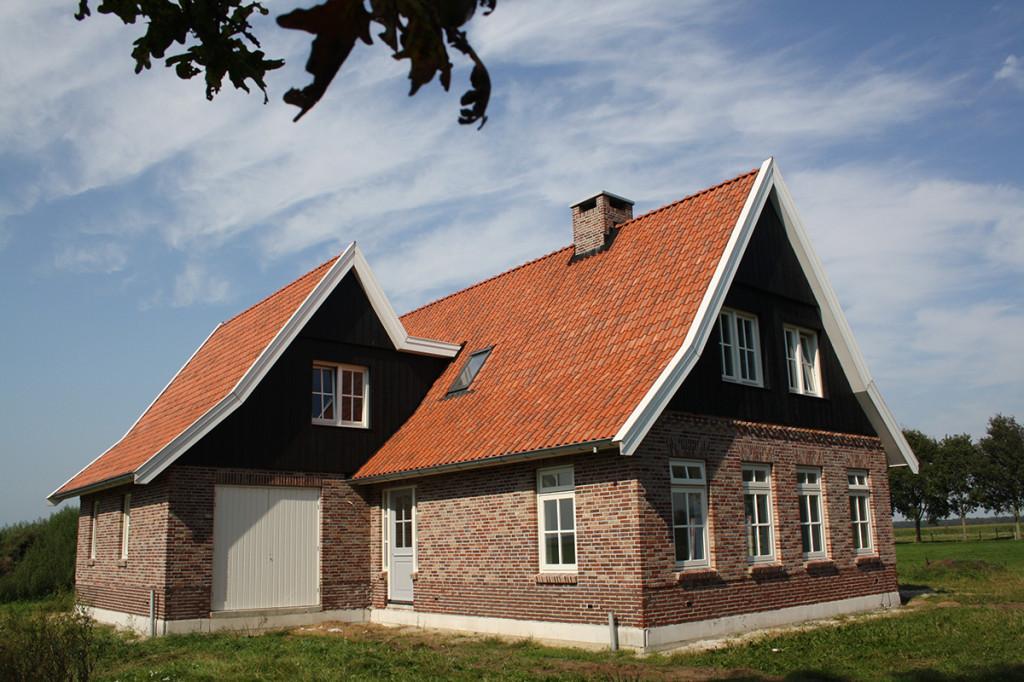 Nieuwbouw vrijstaande woningen boerderij of bungalows for Prijzen nieuwbouw vrijstaande woning