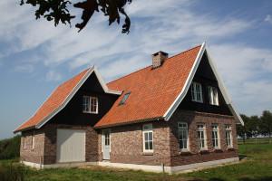 nieuwbouw nostalische woning