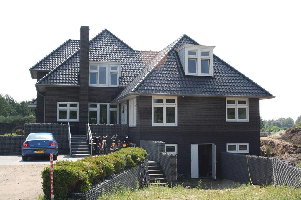 Nieuwbouw vrijstaande woningen boerderij of bungalows for Nieuwbouw vrijstaande woning